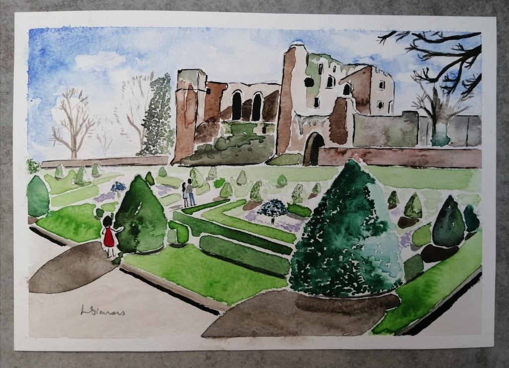 'Hide & Seek At The Elizabethan Gardens'