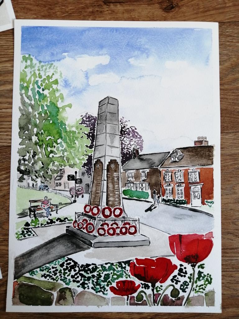 'Kenilworth War Memorial'