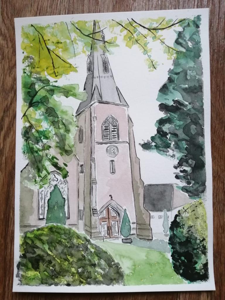 'St John's Church, Kenilworth'