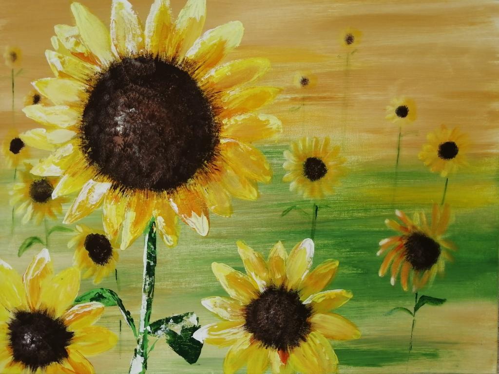'Sunflower Field'