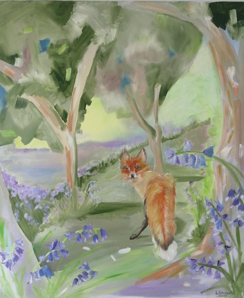 'Bluebell' Fox