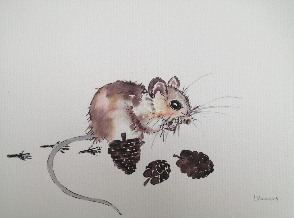 'Wood Mouse'