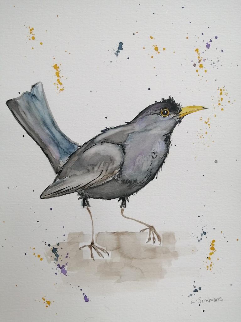 'Blackbird Song'